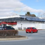 EarthNet Energy 10 Collector Restaurant Solar Hot Water System
