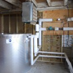 EarthNet Energy Agricultural Solar Mechanical Room