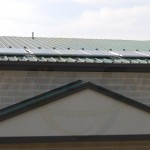 9 Metal Mounted Solar PV Panels